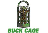 Buck Cage Logo