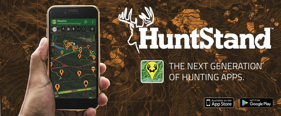 Pre-Season Huntstand App Uses