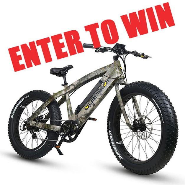 Win a FatKat from QuietKat